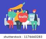 character illustration of... | Shutterstock .eps vector #1176660283