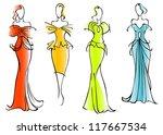 modern and elegant dresses for...