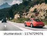 castellbell i el vilar  spain   ... | Shutterstock . vector #1176729076