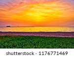 landscape of an angle from the... | Shutterstock . vector #1176771469