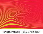 optical art background glitch... | Shutterstock .eps vector #1176785500