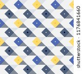 abstract geometric mosaic... | Shutterstock .eps vector #1176841660
