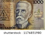 machado de assis portrait as a... | Shutterstock . vector #1176851980