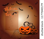 halloween. attributes of the...