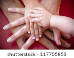 Four Hands Of The Family   A...