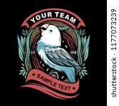 Lovebird Logo Design Template...