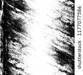 grunge geometric pattern... | Shutterstock . vector #1177077586