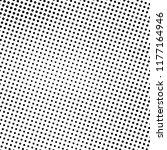 halftone distressed overlay... | Shutterstock .eps vector #1177164946