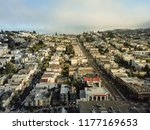 aerial view eureka valley... | Shutterstock . vector #1177169653
