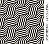 vector seamless pattern. modern ... | Shutterstock .eps vector #1177185403