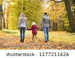 family  season and people... | Shutterstock . vector #1177211626