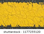 Texture Of Asphalt Road With...