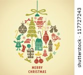 Christmas Ornament Formed From...