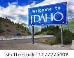 Lookout Pass  Idaho  Usa  ...