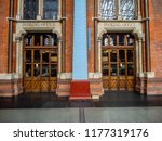 london  england   august 4 ... | Shutterstock . vector #1177319176