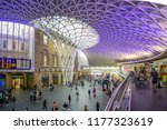 london  england   august 4 ... | Shutterstock . vector #1177323619