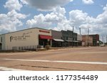 grand saline  tx   august 4 ... | Shutterstock . vector #1177354489