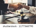 good service cooperation of... | Shutterstock . vector #1177368790