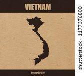 vector illustration of detailed ... | Shutterstock .eps vector #1177376800