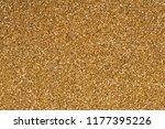 gold abstract glitter... | Shutterstock . vector #1177395226