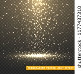 Glowing Glitter Light Effects...