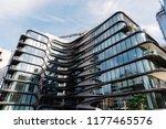 new york city  usa   june 22 ... | Shutterstock . vector #1177465576