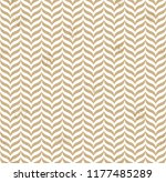 gold geometric pattern with... | Shutterstock .eps vector #1177485289