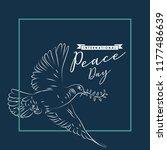 vector international day of... | Shutterstock .eps vector #1177486639