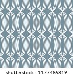 geometric abstract seamless... | Shutterstock . vector #1177486819