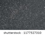 black asphalt surface. grunge... | Shutterstock . vector #1177527310