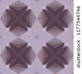 geometric design  mosaic of a... | Shutterstock .eps vector #1177544746