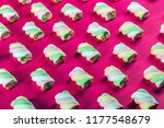marshmallow pastel shades on... | Shutterstock . vector #1177548679