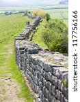 Hadrian's Wall  Northumberland  ...
