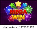 mega big win banner for lottery ...