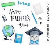 Happy Teacher's Day Holiday...