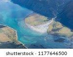 scenic flight over new zealand...   Shutterstock . vector #1177646500