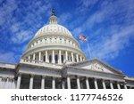us national capitol in...   Shutterstock . vector #1177746526