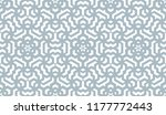 abstract geometric pattern. a... | Shutterstock .eps vector #1177772443