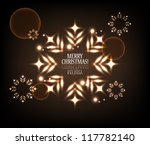 vector illustration abstract... | Shutterstock .eps vector #117782140