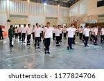 photo of thai teenage students...   Shutterstock . vector #1177824706