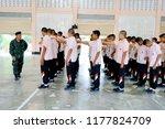photo of thai teenage students... | Shutterstock . vector #1177824709
