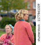 stratford upon avon... | Shutterstock . vector #1177861339