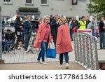 stratford upon avon... | Shutterstock . vector #1177861366