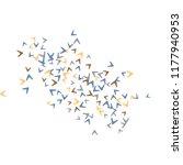 simple pattern for postcard ... | Shutterstock .eps vector #1177940953