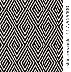 vector seamless pattern. modern ... | Shutterstock .eps vector #1177959100
