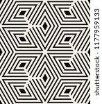 vector seamless pattern. modern ... | Shutterstock .eps vector #1177959133