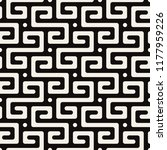vector seamless pattern. modern ... | Shutterstock .eps vector #1177959226