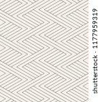 vector seamless pattern. modern ... | Shutterstock .eps vector #1177959319