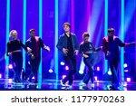 lisbon  portugal   may 12 2018  ... | Shutterstock . vector #1177970263