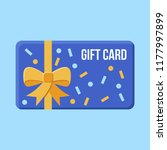 gift card  icon. you can be...